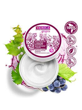Masca pentru par Viorica Grapes Antioxidanta, 300 ml de la Viorica