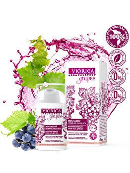 Crema-gel contur ochi Viorica Grapes Multiactiv, 30 ml de la Viorica