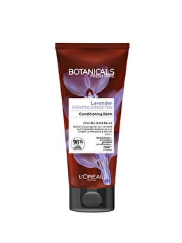Balsam hidratant Botanicals Fresh Care cu ulei de lavanda pentru par fin, sensibilizat, 200 ml de la Botanicals