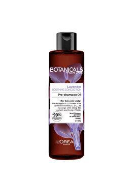Ulei calmant pentru scalp, inainte de samponare Botanicals Fresh Care cu ulei de lavanda pentru par fin, sensibilizat, 150 ml de la Botanicals
