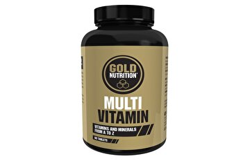 Vitamine si minerale, GoldNutrition, Multivitamine 60cps de la GoldNutrition