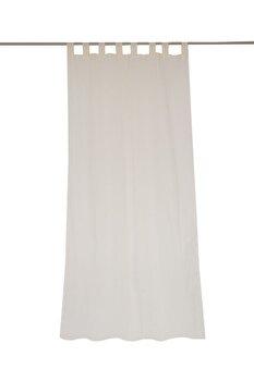 Perdea Mendola Fabrics Voile, 10-298VOILE, Poliester 100 procente, 140 x 245 de la Mendola Fabrics