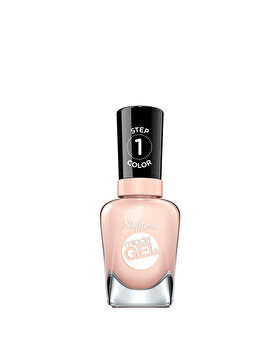 Lac de unghii Sally Hansen Miracle Gel, 187 Sheer Happiness, 14.7 ml de la Sally Hansen
