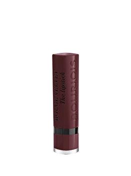 Ruj de buze Bourjois Rouge Velvet The Lipstick, 26 French Opera, 2.4 g de la Bourjois