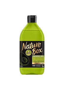 Gel De Dus Nature Box Avocado, 385 ml de la Nature Box