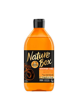 Gel De Dus Nature Box Caisa, 385 ml de la Nature Box