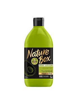 Lotiune De Corp Nature Box Avocado, 385 ml de la Nature Box