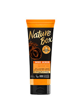 Scrub Nature Box Caisa, 200 ml de la Nature Box