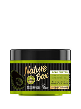 Unt De Corp Nature Box Avocado, 200 ml de la Nature Box