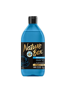 Sampon Nature Box Cocos, 385 ml de la Nature Box