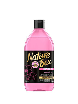 Sampon Nature Box Migdala, 385 ml de la Nature Box