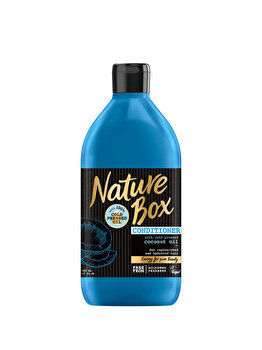 Balsam Nature Box Cocos, 385 ml de la Nature Box