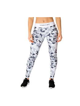 Camo Leggings de la WOMEN'S BEST