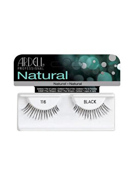 Gene false, Ardell Natural, 116 Black de la Ardell