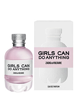 Apa de parfum Zadig & Voltaire Girls Can Do Anything, 30 ml, pentru femei de la Zadig & Voltaire