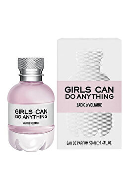 Apa de parfum Zadig & Voltaire Girls Can Do Anything, 50 ml, pentru femei de la Zadig & Voltaire