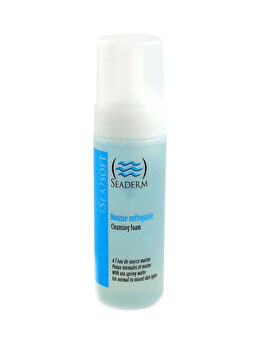 Sea Soft - Spuma demachianta pentru ten normal si mixt, 150 ml