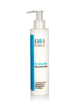 Sea Soft – Fluid demachiant, 200 ml de la Seaderm