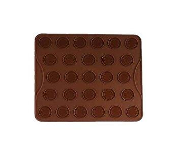 Tava din silicon Vanora VN-LD-E0035, 27 piese, din silicon, maro de la Vanora