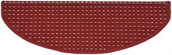Covor Decorino Modern & Geometric C271-290118, Rosu, 24×65 cm de la Decorino