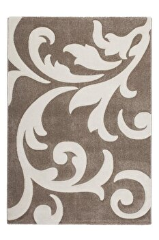 Covor Decorino, Modern & Geometric, polipropilena, C03-011701, 120x170 cm,