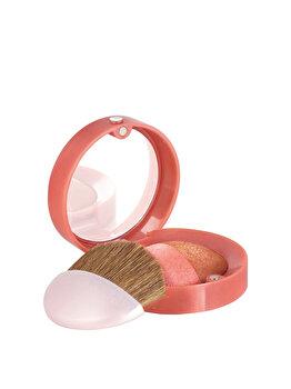 Fard de obraz Bourjois Le Duo Blush, 01 Soft Pink, 2.5 g de la Bourjois