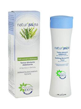 Lotiune tonica calmanta – ten normal si deshidratat, 200 ml de la Naturissima