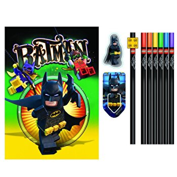 The LEGO Batman Movie, Set de scris de la LEGO