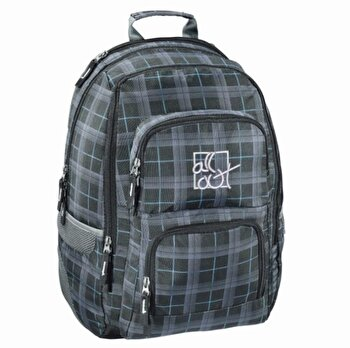 All Out – Rucsac scolar Louth Harvest Check, 13x45x31 cm de la Hama