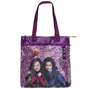 Geanta Disney Descendants, 31x31x6 cm de la Disney