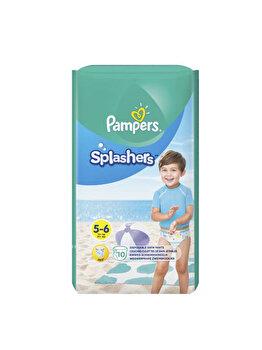 Scutece Pampers Splash 5-6 pentru apa, 14+ kg, 10 buc. de la Pampers