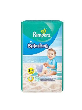 Scutece Pampers Splash 3-4 pentru apa, 6-11 kg, 12 buc. de la Pampers