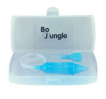 Aspirator nazal manual Bo Jungle pentru bebelusi cu trusa pastrare de la Bo Jungle