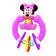 Clementoni - Zornaitoare Minnie Mouse -