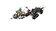 LEGO - LEGO Super Heroes, Batman: Lovitura din canal Killer Croc 76055 -