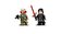 LEGO - LEGO Star Wars, A-Wing contra TIE Silencer Microfighters 75196 -