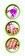Clementoni - Set manichiura Nail Studio Girlz -