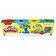 Play-Doh - Play-Doh, Set 4 mini cutii -
