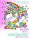 Doreen Virtue - Mesaje de la unicorni. Carte de colorat -