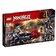 LEGO - LEGO Ninjago, Killow contra Samurai X 70642 -