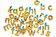 Scratch - Set magnetic Alfabet Safari -
