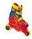 Mondo - Role Cars 3 reglabile, Marime 29-32 -