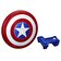 Marvel - Avengers - Set scut si manusa Captain America -