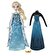 Disney - Disney Frozen, Papusa Fashion - Elsa -