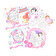 Disney - Set creativ 3 in 1 Disney Princess -