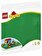 LEGO - LEGO DUPLO, Placa mare verde pentru constructii 2304 -