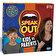 Hasbro Games - Joc Speak Out - Spune in gura mare, Copii vs Parinti -