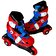 Saica - Role reglabile Spider-Man, Marime 31-34 -