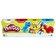 Play-Doh - Play-Doh, Set 4 cutii - Dinozauri -
