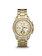 Fossil - Ceas Fossil cronograf Decker ES2683 - Auriu